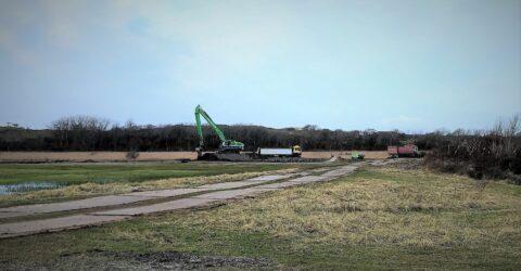 afvoeren afgegraven grond